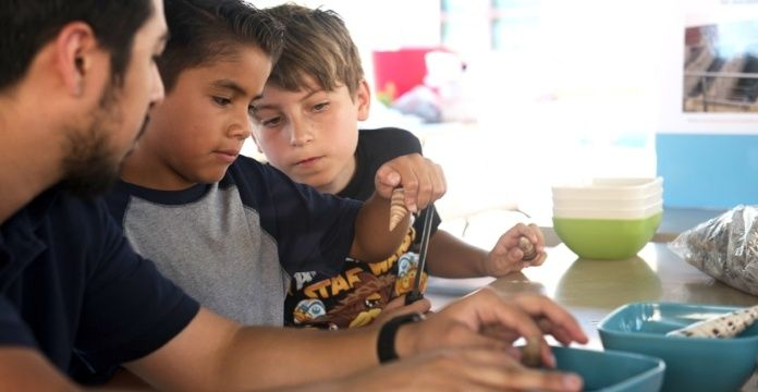 MIND Research Institute partnered with Boys and Girls Club of Santa Ana and…