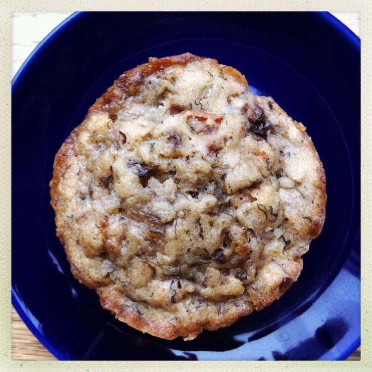 Tea Recipe: Forever Nuts Banana Muffins
