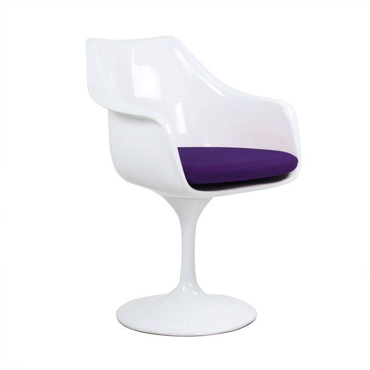 Метки: Кухонные стулья.              Материал: Ткань, Пластик.              Бренд: DG Home.              Стили: Поп-арт.              Цвета: Белый, Фиолетовый.
