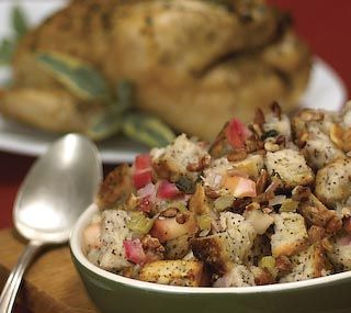 Thrifty Foods - Recipe - Apple Pecan Dressing