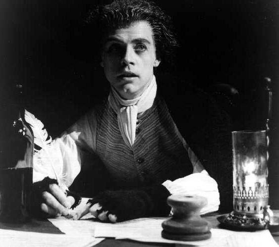 mark hamill in amadeus  it's official. i'm done. nothing else will ever beat this. ever.