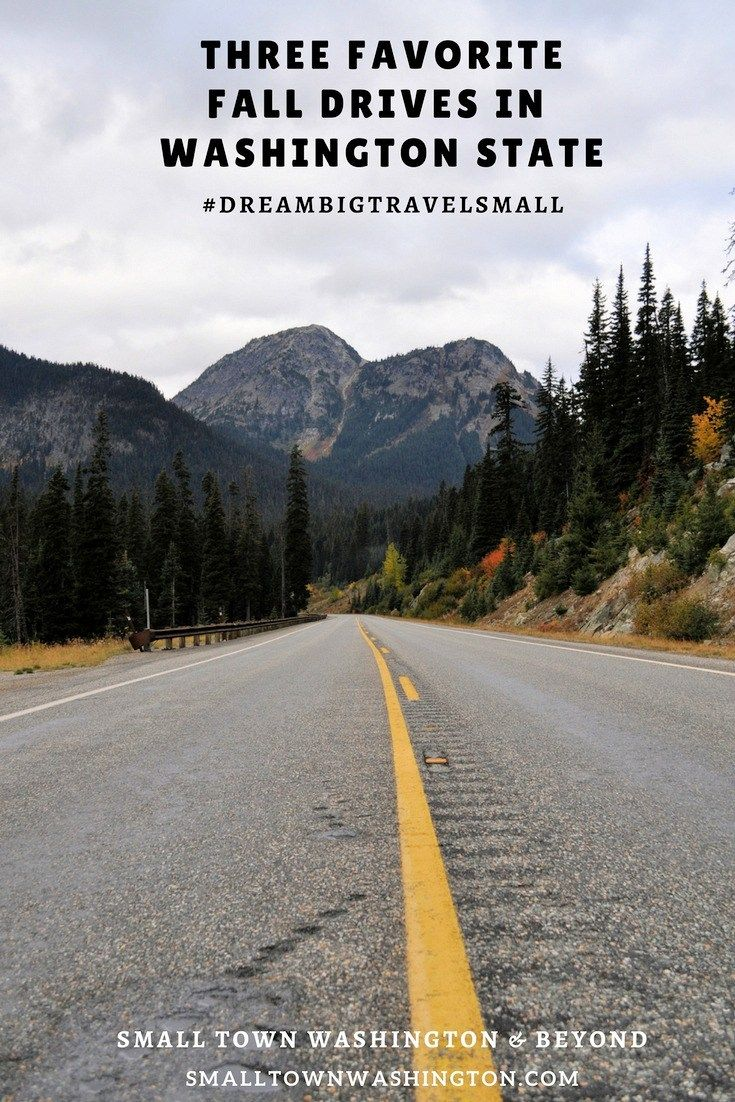 Interactive Map Usa Road Trip%0A The North Cascades Highway  Yakima Canyon Scenic Byway and HWY     are  three scenic fall