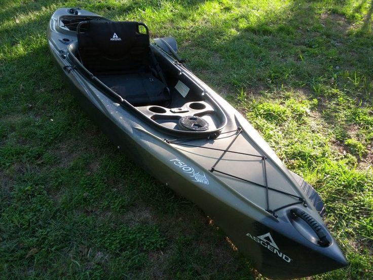 duckboats.net: Main Forums: Classifieds: FS...Ascend Kayak FS10