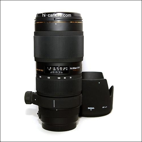 sigma 70-200mm F2.8 APO DG for canon