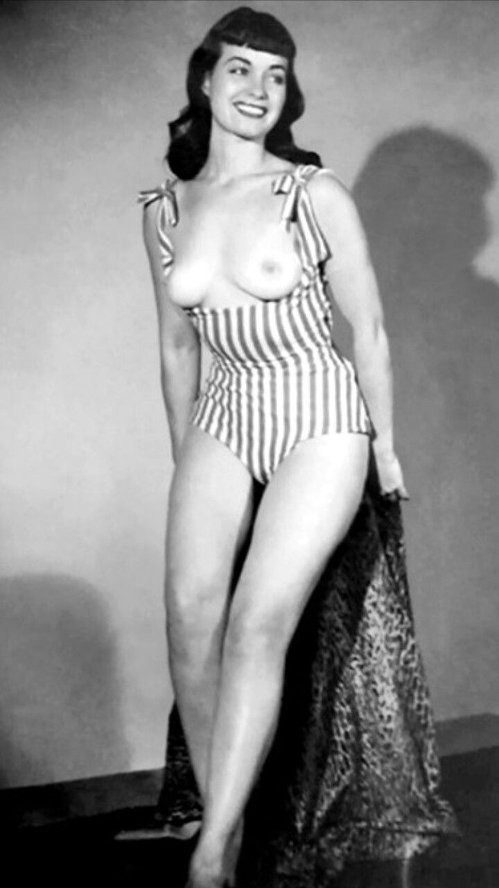 Free vintage betty page sex thumbnails
