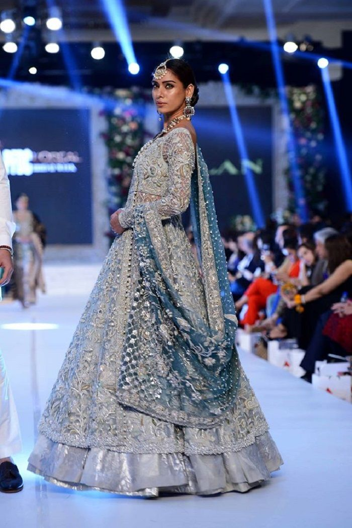 PFDC L'Oreal Paris Bridal Fashion Week 2016 | BestStylo.com