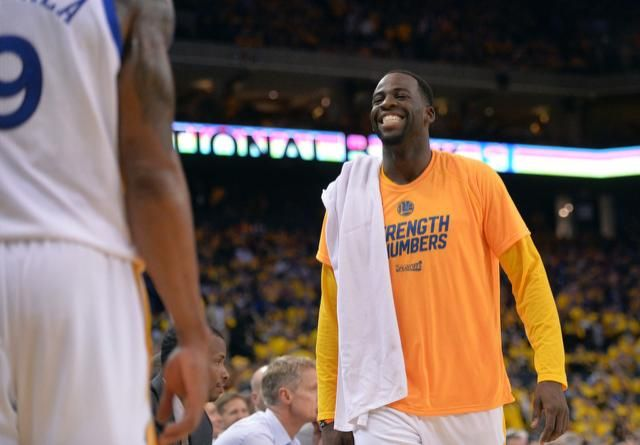 Stephen Jackson: Draymond Green 'is a new version of me, just way more athletic'