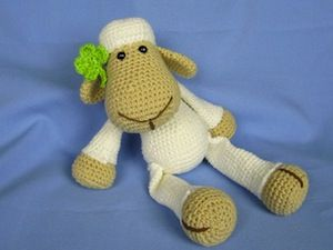 Free Amigurumi Lamb : Best sheep crochet patterns images free crochet