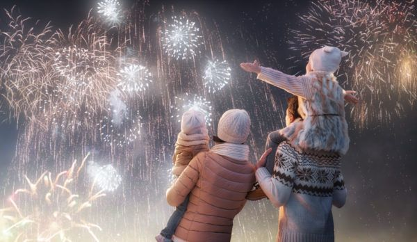 New Year's Eve is coming! As a young couple, my husband and I had lots of fun traveling between all...