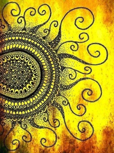 Yellow,healing solarplexus