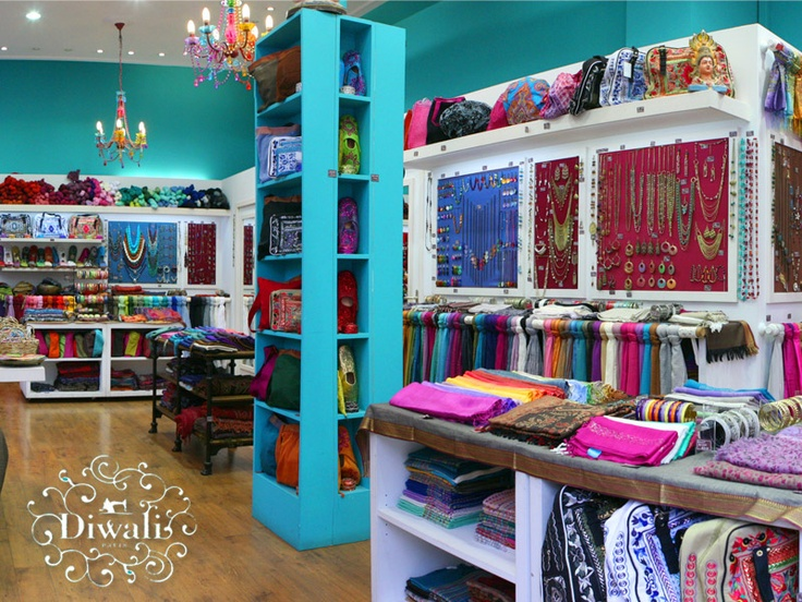 Scarves (foulards) are ubiquitous in Paris. For great selection and affordable prices look for Diwali.
