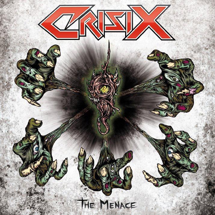 Marcos Cabrera » Crisix – Album Cover