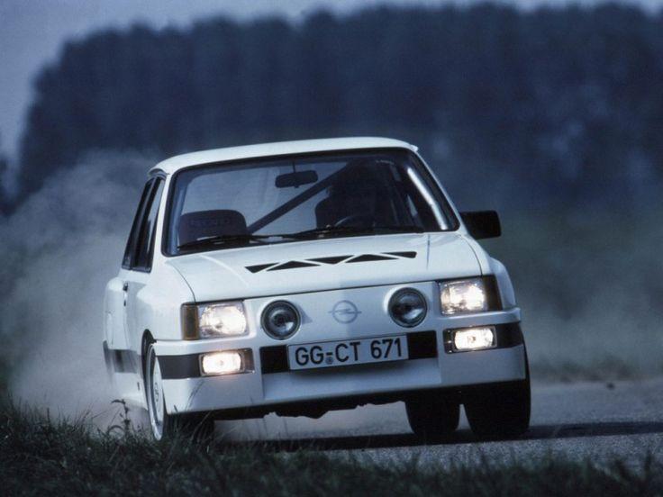 Opel Corsa Sport (Prototype)