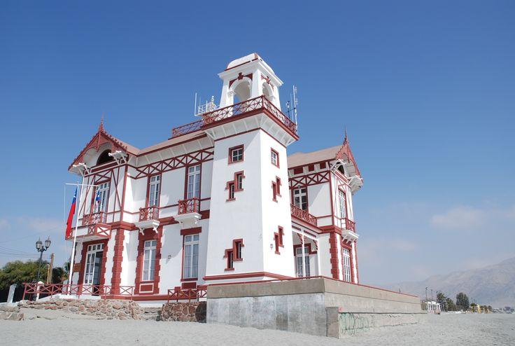 Puerto Mejillones del Sur lighthouse [? - Mejillones del Sur, Antofagasta, Chile]