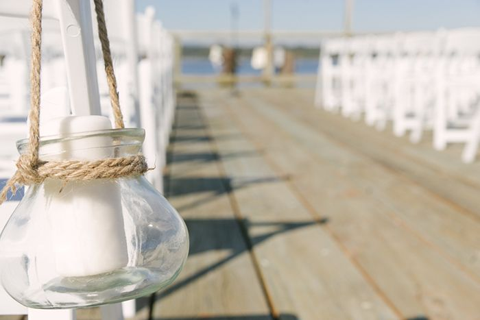 An elegant coastal wedding by B Jones Photography - Wedding Party