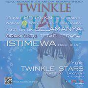 #ComicQuote Komik TWINKLE STARS (Natsuki Takaya) http://ow.ly/rlSkX mobile http://ow.ly/rlSmG  Pemesanan http://ow.ly/rlSsm  /via twitter @nina_sta
