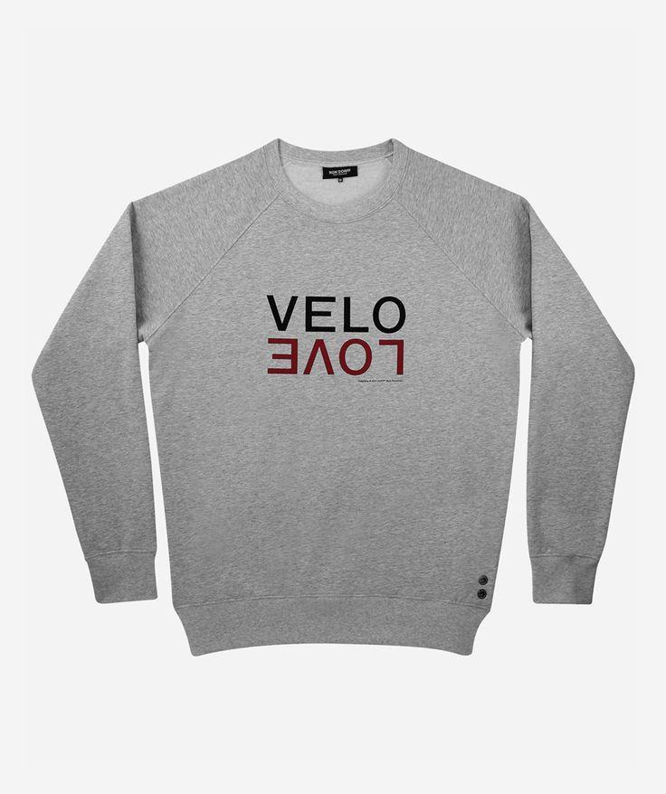 RON DORFF - Sweatshirt VELO LOVE