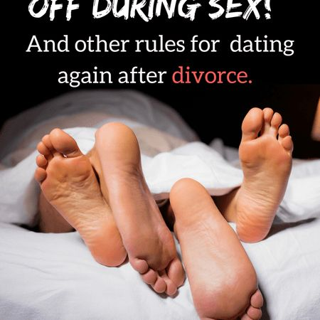 dating advice after divorce