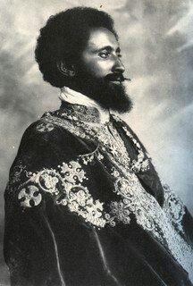 Haile Selassie I {Ge'ez: ቀዳማዊ ኃይለ ሥላሴ} (7/23/1892 – 8/27/1975), born Tafari Makonnen Woldemikael, was Ethiopia's regent from 1916 to 1930 and Emperor of Ethiopia from 1930 to 1974.