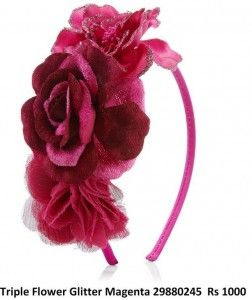 Monsoon Fashion Accessories 2012 For Kids