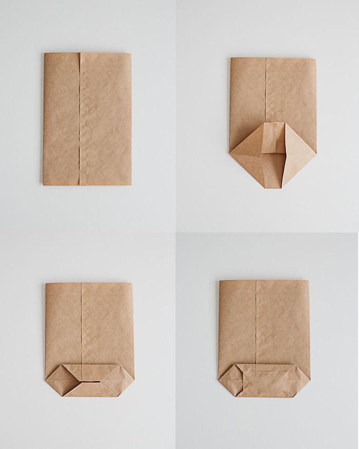 ▷ 1001 + Ideen und Bilder zum Thema Papiertüten basteln