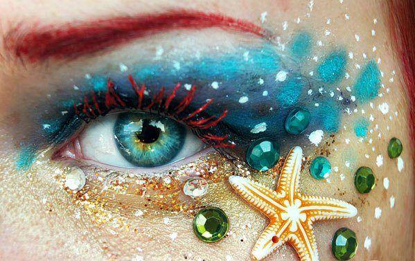 Community Post: 16 Spectacular Eye Art Arrangements                                                                                                                                                                                 More