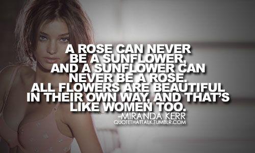 i'm a rose.
