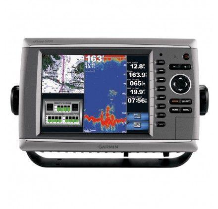 GARMIN GPSMAP 6208 GPS CHARTPLOTTER MFD #GPS_Chartplotter