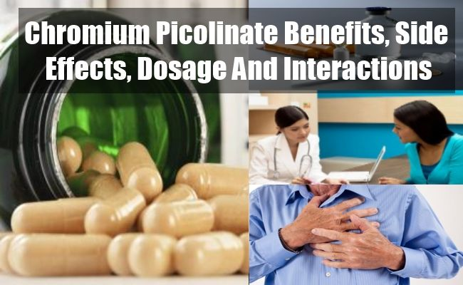 Chromium Picolinate is a supplement that is mostly available in the form of capsules. However, this supplement has not been regulated by the Food and Drug