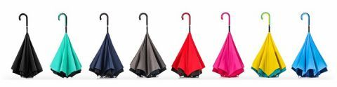 逆転発想の画期的な傘「Carry saKASA」は超実用的だった! - 週刊アスキー