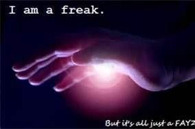 I AM A FREAK AND I CAN NOT BE STOPED..!