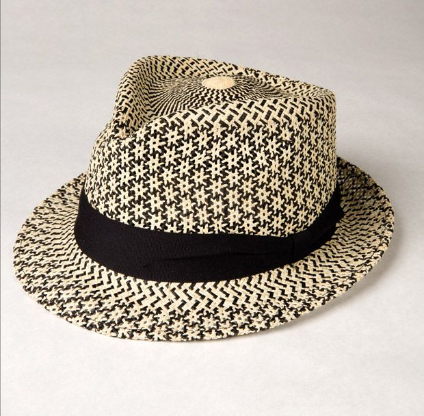 TRUFFAUX 'Captain Starlight' hat, handwoven in Ecuador | http://www.hiluxury.com/wp-content/uploads/2013/09/hat_2.jpg