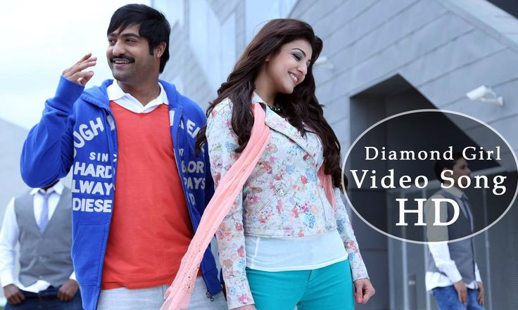 Daimond Girl video Song HD - Baadshah Movie video songs - NTR, Kajal Agg...