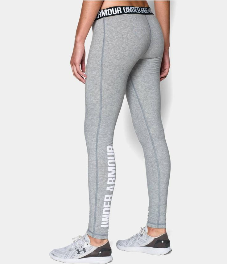 Under Armour's Favorite Legging is where comfort meets performance.