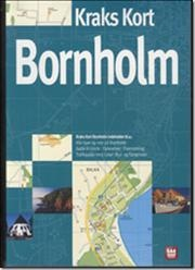 Kraks kort over Bornholm af , ISBN 9788792413055