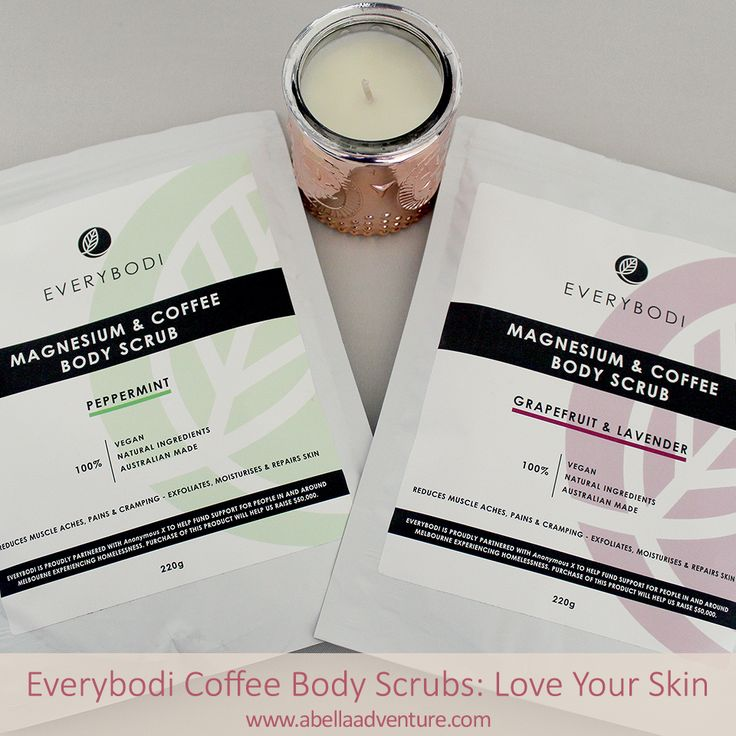 Everybodi Coffee Body Scrubs: Love Your Skin | A Bella Adventure | http://www.abellaadventure.com/beauty/everybodi-coffee-body-scrubs/