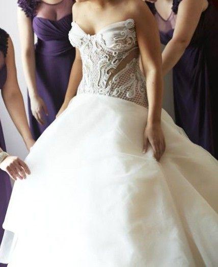 Cute J Uaton Used Wedding Dress On Sale Off