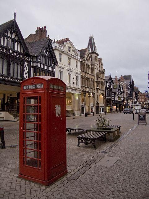 Chester, England, UK