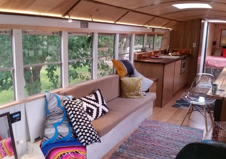 20 amazing skoolie renovation ideas with images