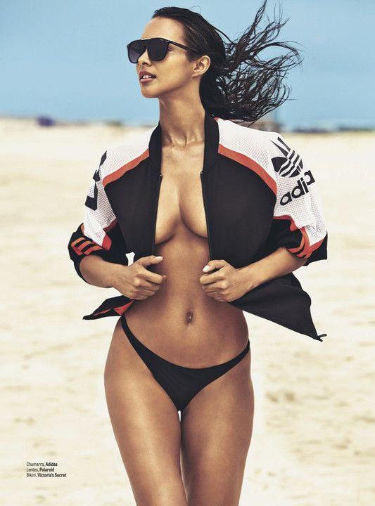 "Co za kobieta! Brazylijska modelka w olimpijskiej sesji dla ""GQ"" - Facet"