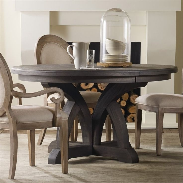 The 25 best Round extendable dining table ideas on Pinterest