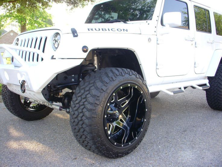 2013 #Jeep #Wrangler Unlimited #Rubicon Sport Utility 4-Door 3.6L