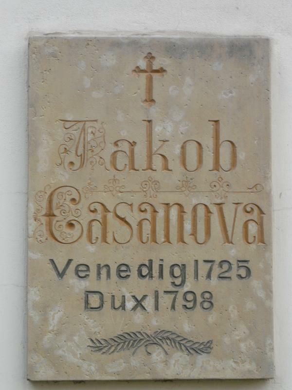 Giacomo Casanova - Famous Lover. Italian adventurer and author from the Republic of Venice. His autobiography, Histoire de ma vie (Story of My Life), is regarded as one of the most authentic sources of the customs and norms of European social life during the 18th century.