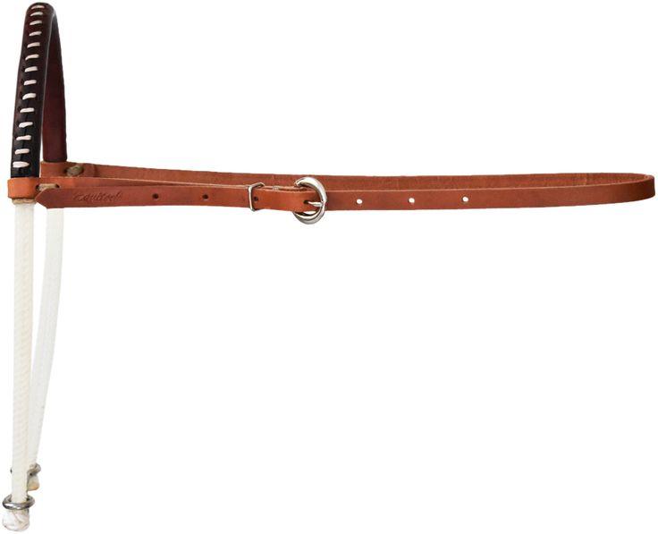Gamarra Dupla Em Nylon Com Focinheira Equitech    Gamarra de nylon dupla com focinheira da marca Equitech. Ideal para amantes de cavalos e do estilo country. Feito em couro legítimo e possui alta qualidade durabilidade.