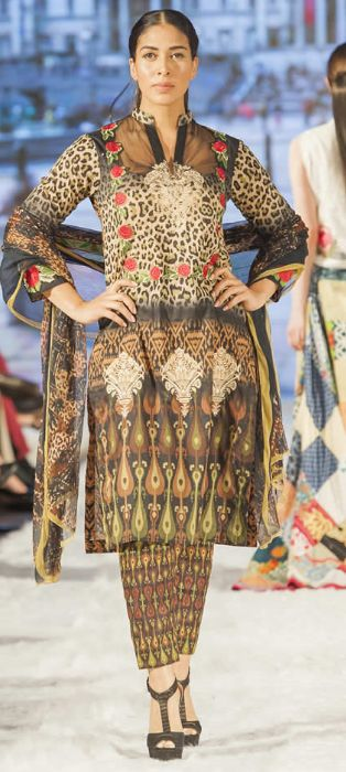 ZohaibCollectionAt akistan Fashion Week 2016 | Fashion Hacks