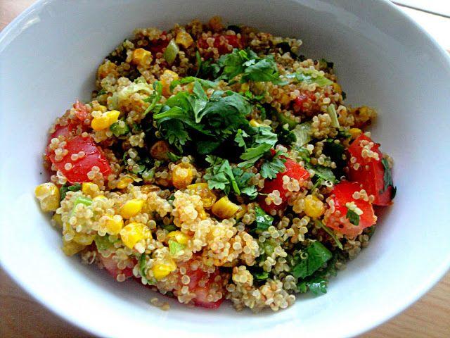 ... Salads & Sandwiches | Pinterest | Quinoa Salad, Quinoa and Vinaigrette