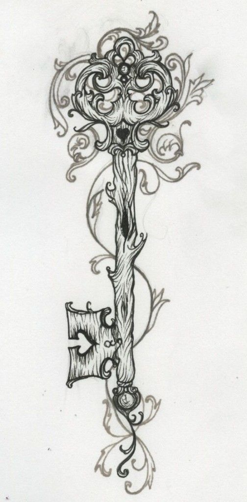 I.really.love.this Tattoo Ideas Central To Finish The Heart Lock And Key On/Tattoo Ideas Top Picks