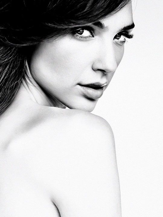 Gal Gadot photographed by Ian Fisher (2013)
