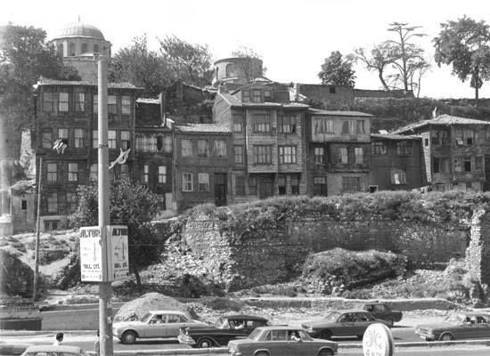 İstanbul - Zeyrek, 1970'ler