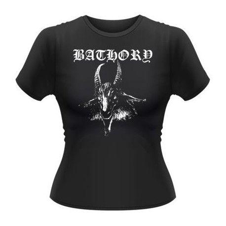 Tricou girlie Bathory: Goat